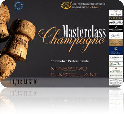 Masterclass Champagne