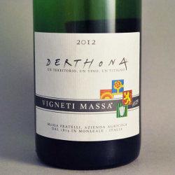 Derthona 2012 - Vigneti Massa