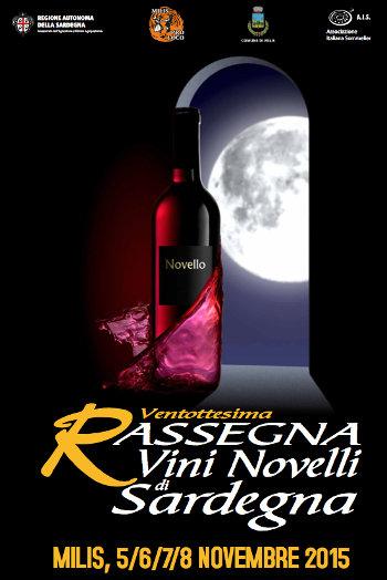 Ventottesima rassegna Vini Novelli di Sardegna