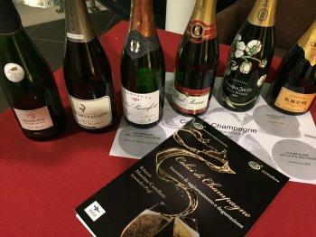 Masterclass & Calici di Champagne