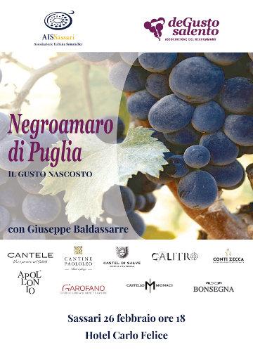 Negroamaro di Puglia: il gusto nascosto