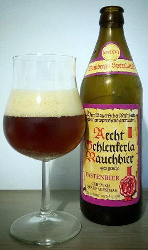 Schlenkerla Fastenbier, la birra per il tempo di Quaresima