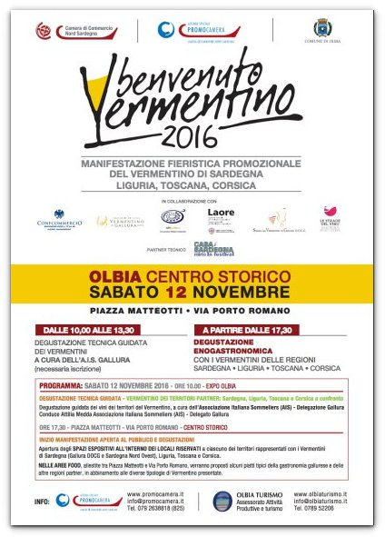 Benvenuto Vermentino 2016