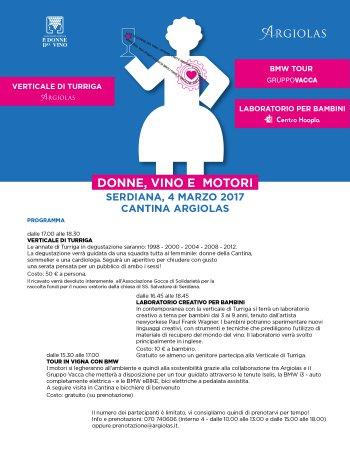 Donne, vino e motori