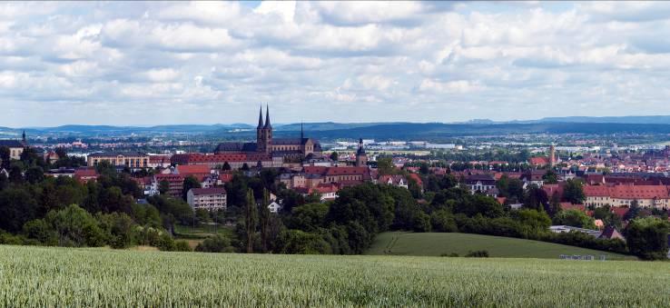Bamberga - Panorama