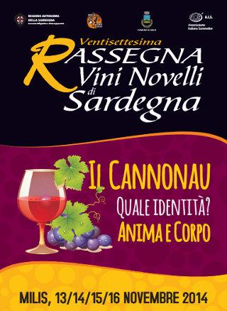 27 rassegna Vini Novelli di Sardegna