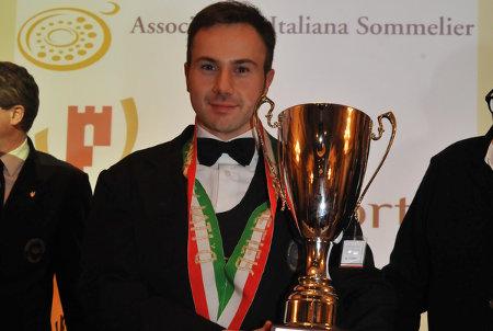 Incontro con Ottavio Venditto, Miglior Sommelier d'Italia 2014