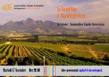 La Via del Vino: il Sudafrica