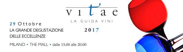 Presentazione di Vitae 2017 a Milano