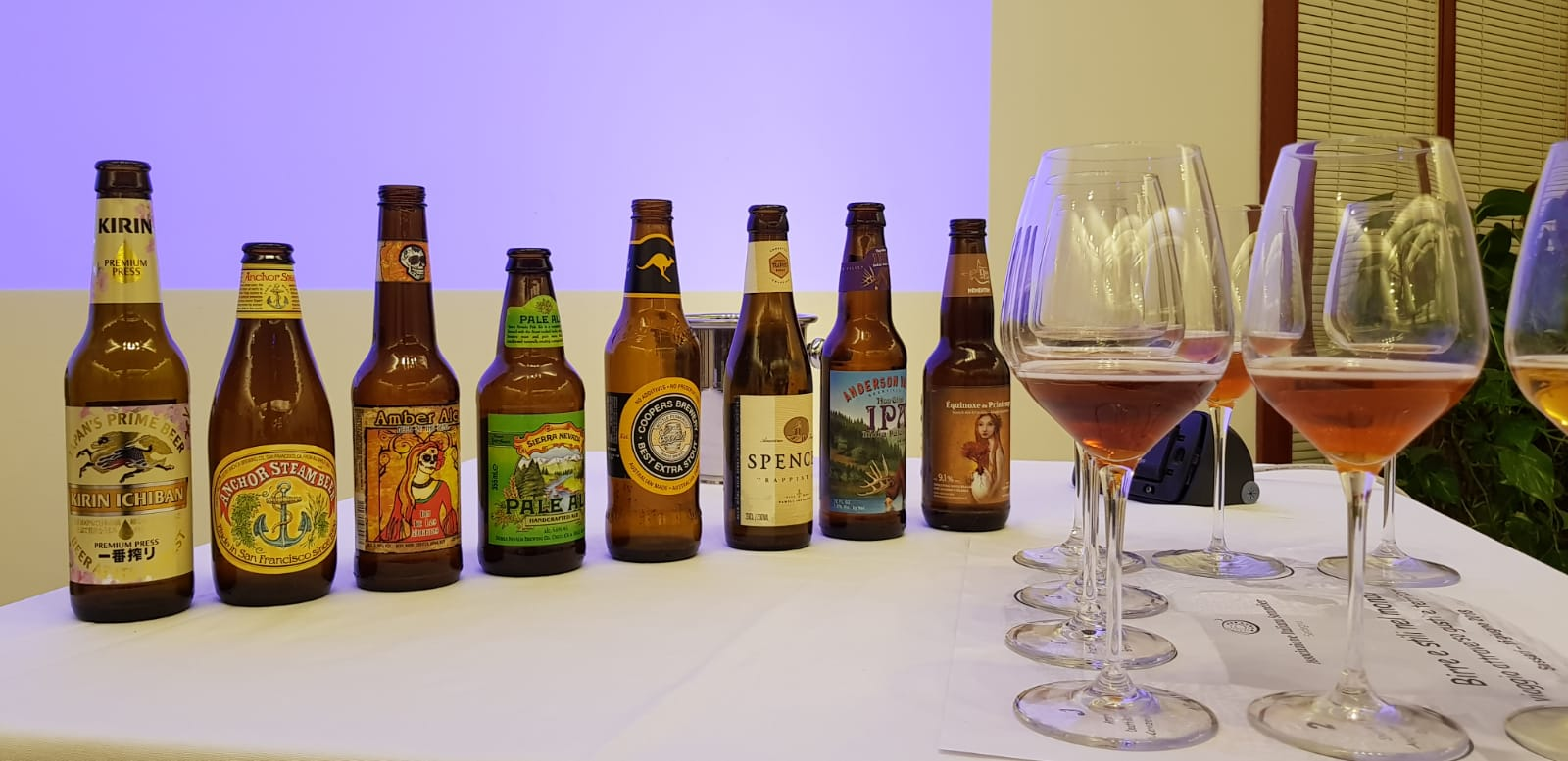 "Birre e stili nel mondo – Seconda parte – ""I paesi extraeuropei"""