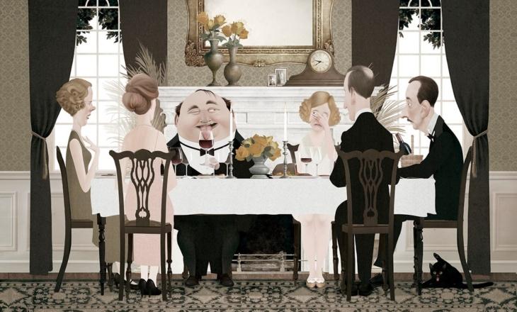 L'assaggio, di Roald Dahl